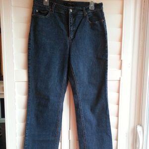 Simon Chang Bootcut Jeans